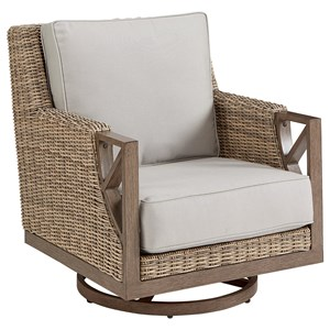 Swivel Rocker Club Chair