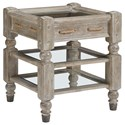 The Great Outdoors Summer Creek  End Table  - Item Number: 251305-1303