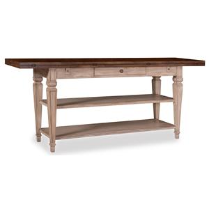 A.R.T. Furniture Inc The Foundry Cedar Flip-Top Table