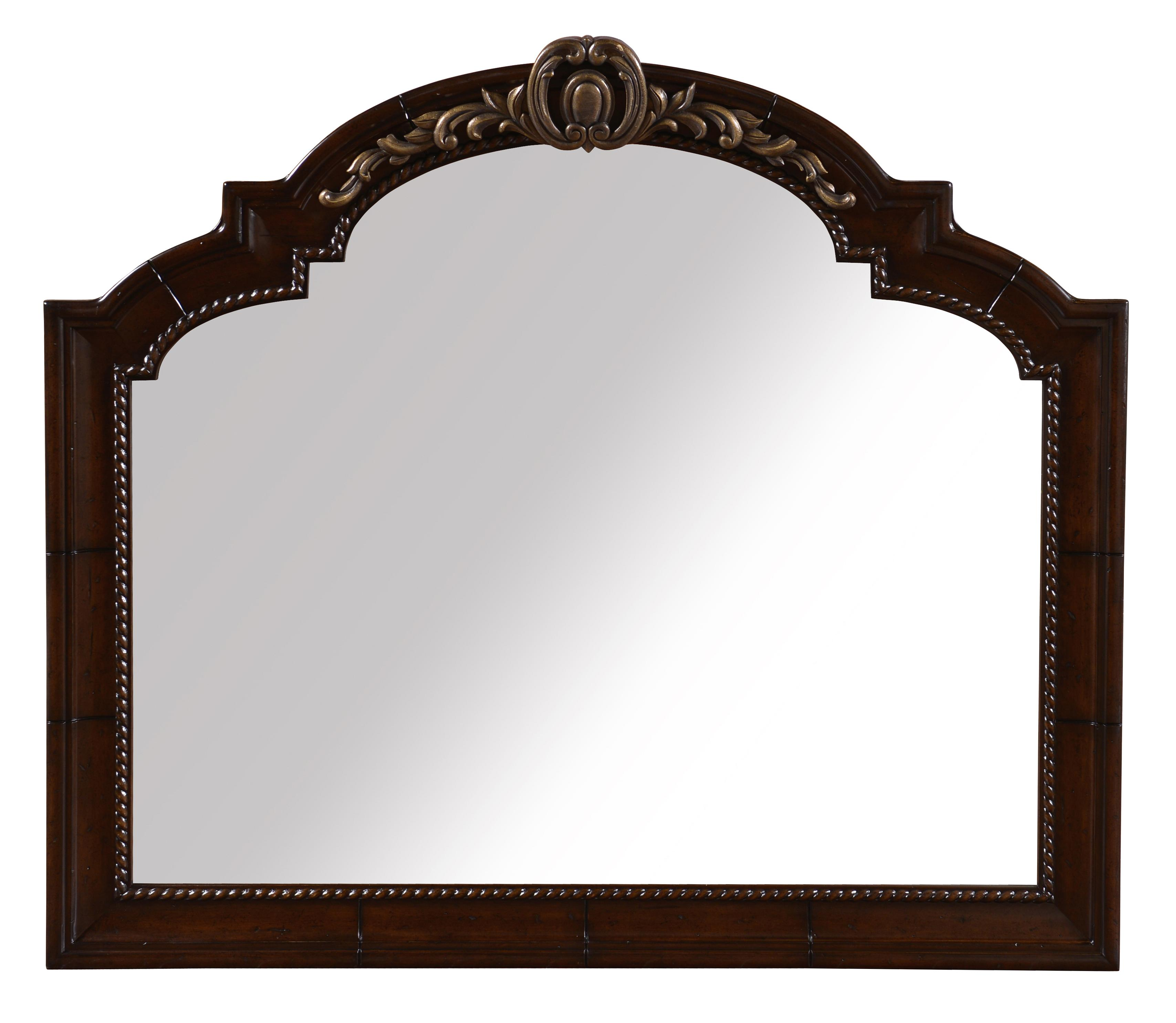 Belfort Signature Cortona Traditional Wall Mirror - Item Number: 209121-2304