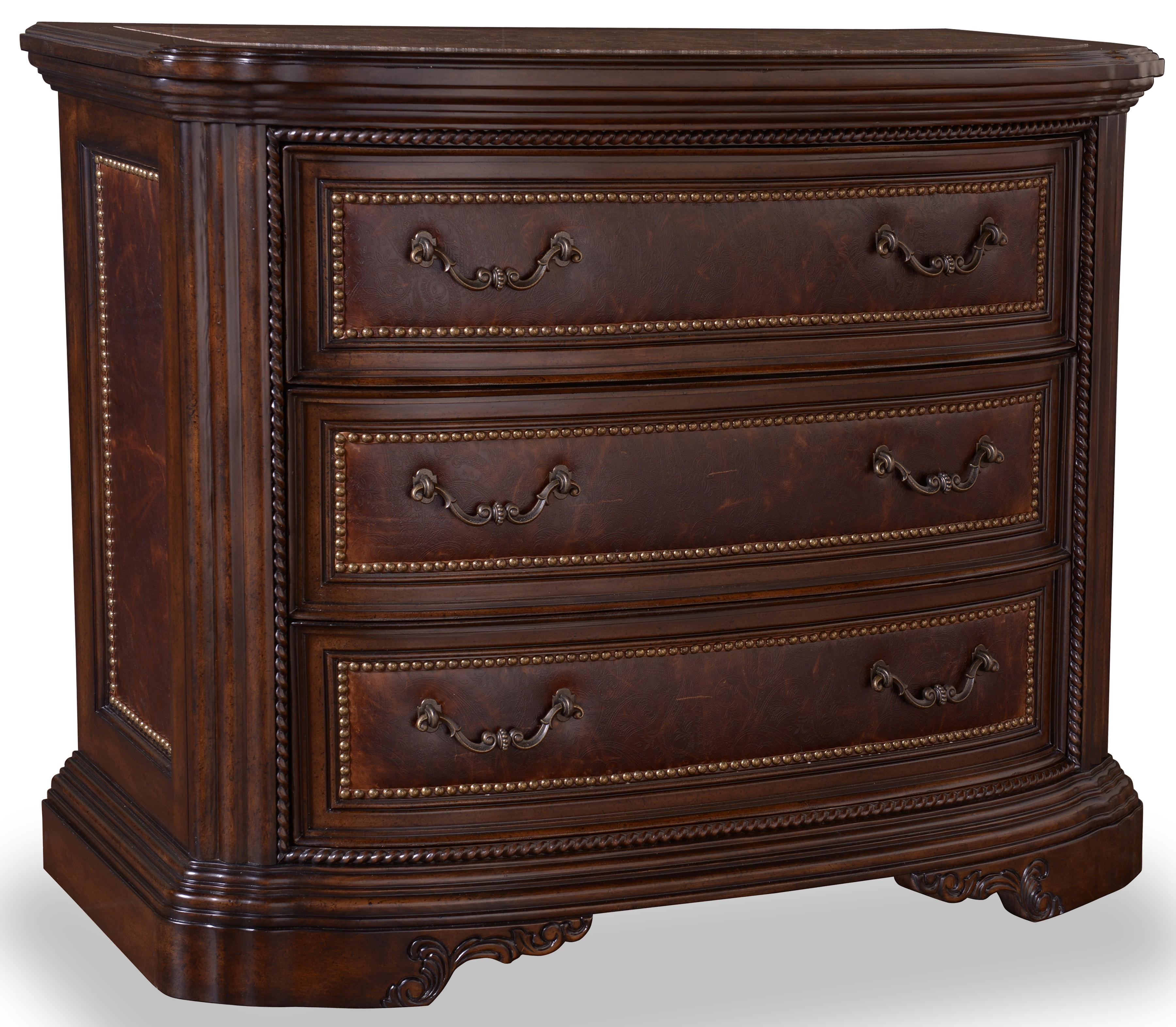 Belfort Signature Cortona Accent Drawer Chest - Item Number: 209151-2304
