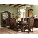 A.R.T. Furniture Inc Valencia Buffet w/ Metal Accents - 209251-2304
