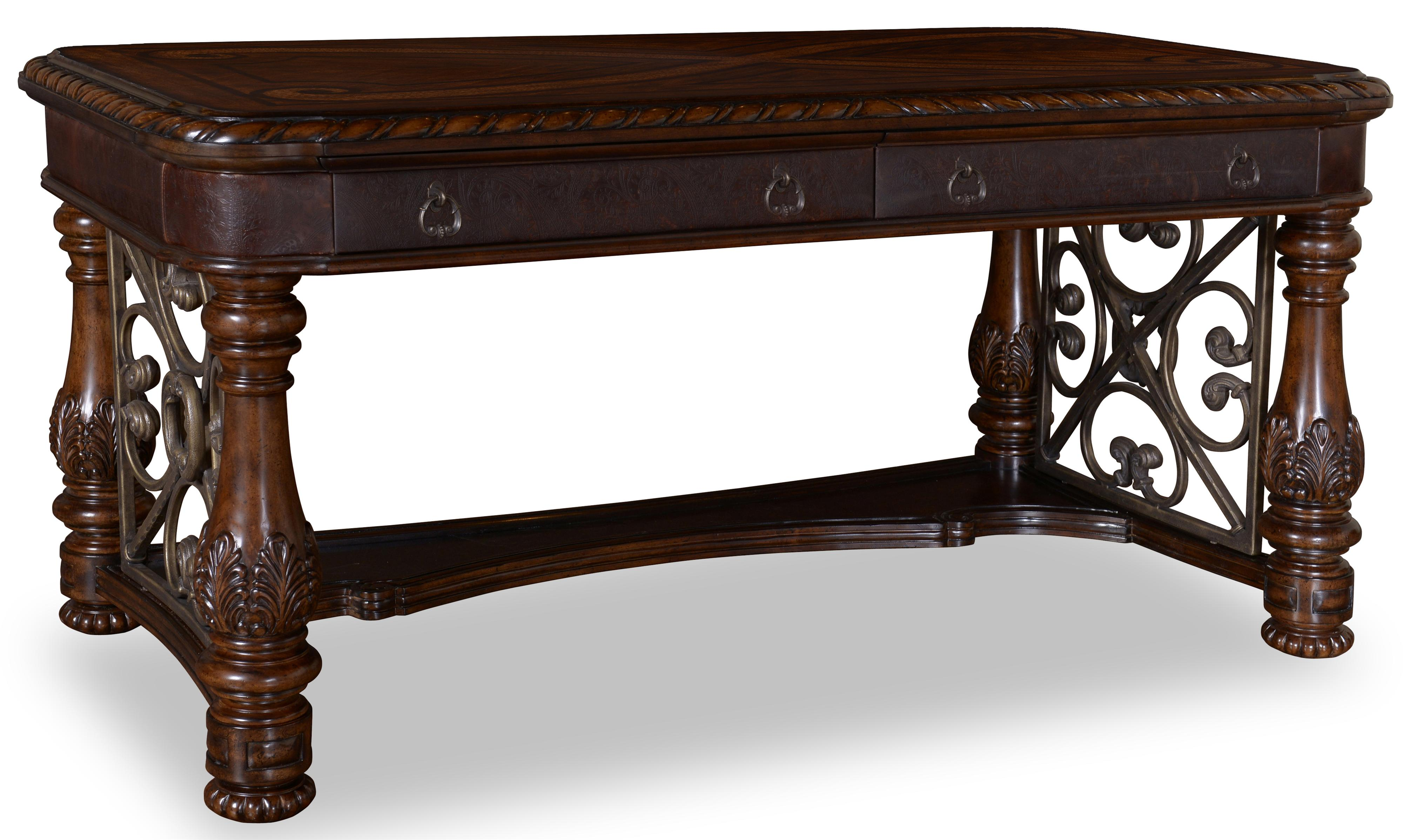 Belfort Signature Cortona Writing Desk - Item Number: 209421-2304