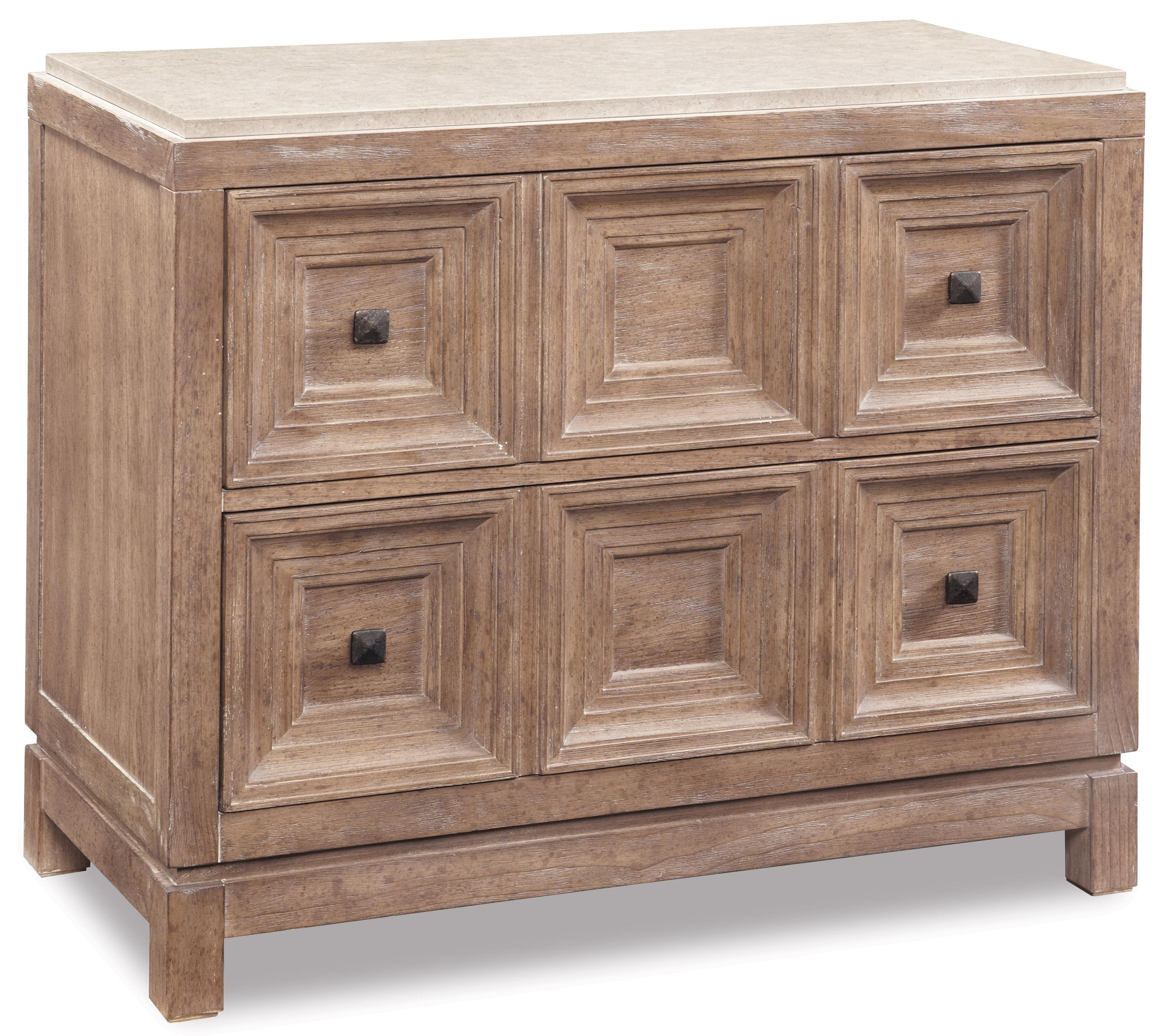 Belfort Signature Madera Bachelors Chest Stone Top - Item Number: 192143-2303