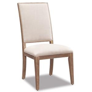 Belfort Signature Madera Side Chair