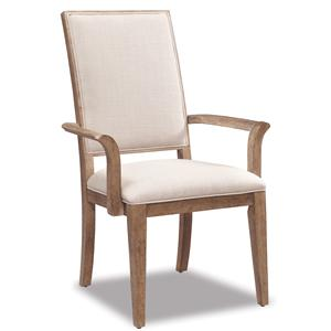 Belfort Signature Madera Arm Chair