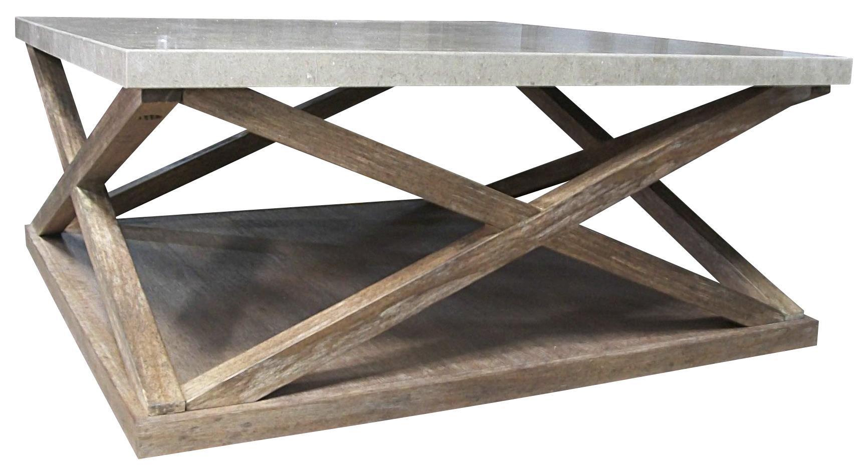 Belfort Signature Madera Square Cocktail Table - Item Number: 192301-2303