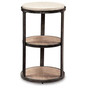 A.R.T. Furniture Inc Ventura Pedestal Accent Table