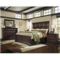 A.R.T. Furniture Inc Whiskey Oak King Bedroom Group - Item Number: 205000 K Bedroom Group 1