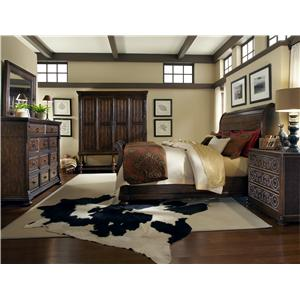 Markor Furniture Riverside Queen Bedroom Group