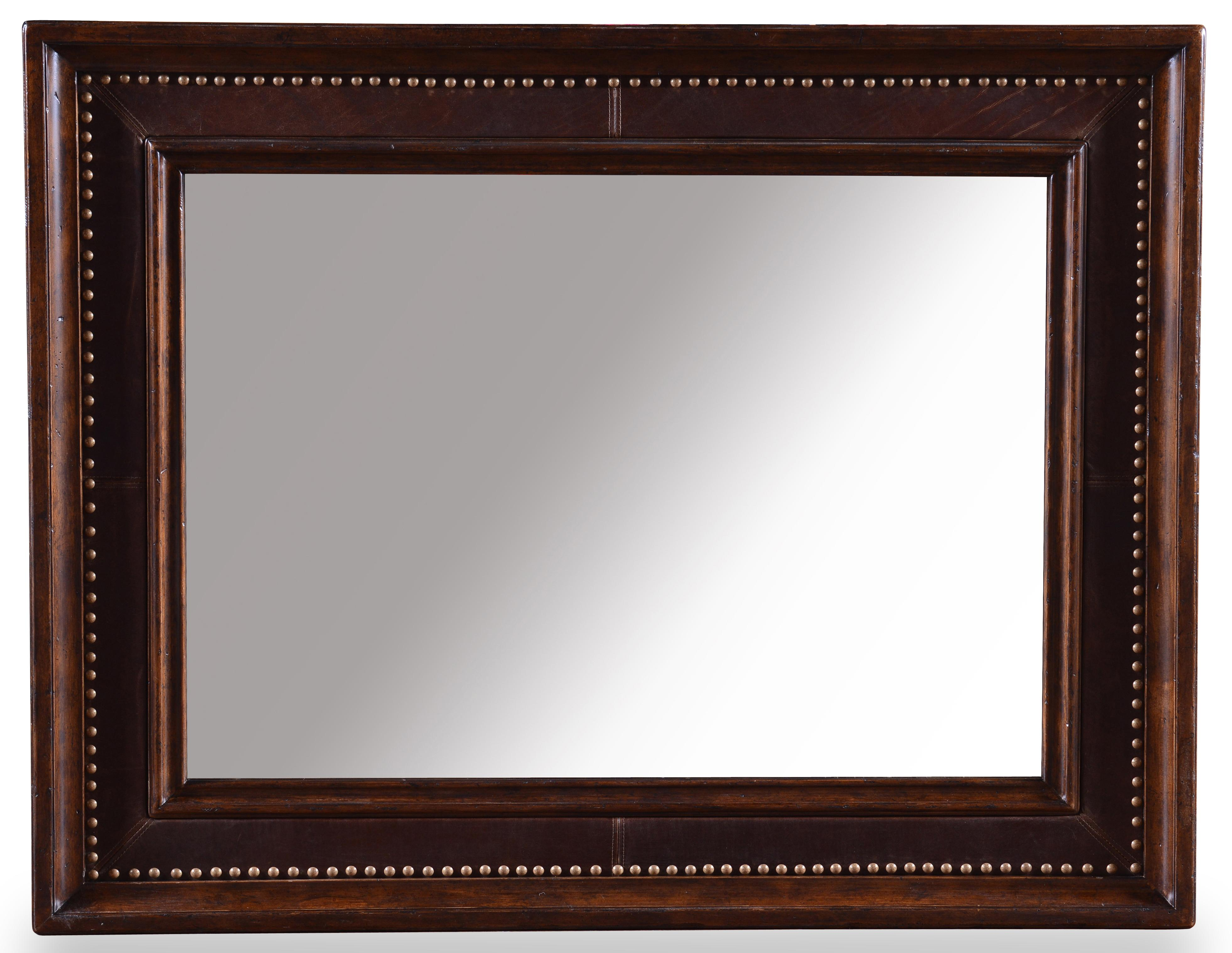 Belfort Signature Belvedere Landscape Mirror - Item Number: 205120-2304