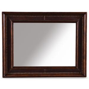 A.R.T. Furniture Inc Whiskey Oak Landscape Mirror
