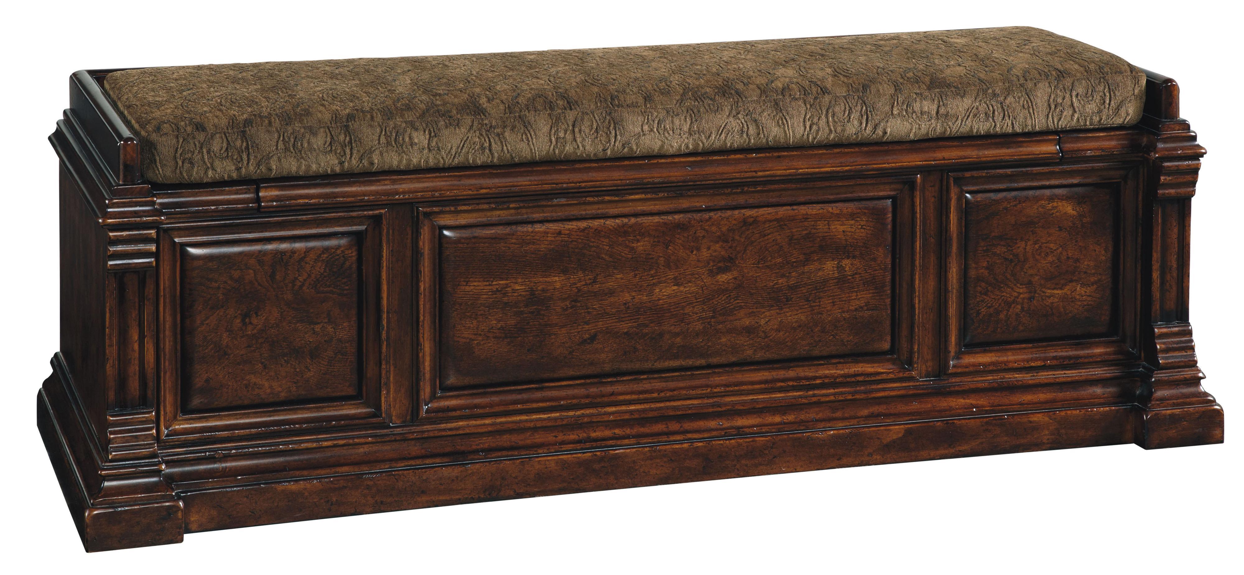 Belfort Signature Belvedere Storage Bench - Item Number: 205149-2304