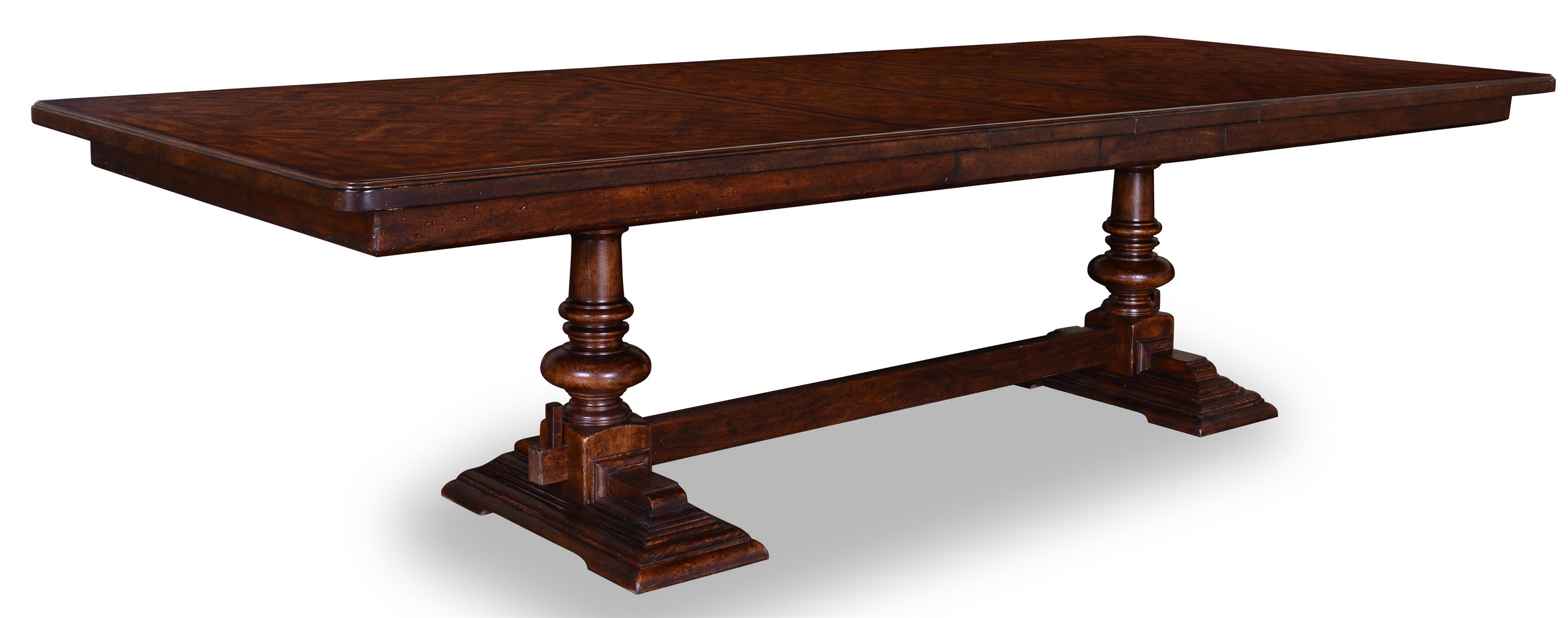 Belfort Signature Belvedere Trestle Dining Table - Item Number: 205221-2304