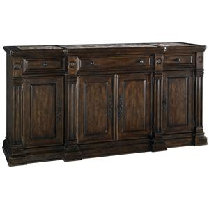 A.R.T. Furniture Inc Whiskey Oak Buffet