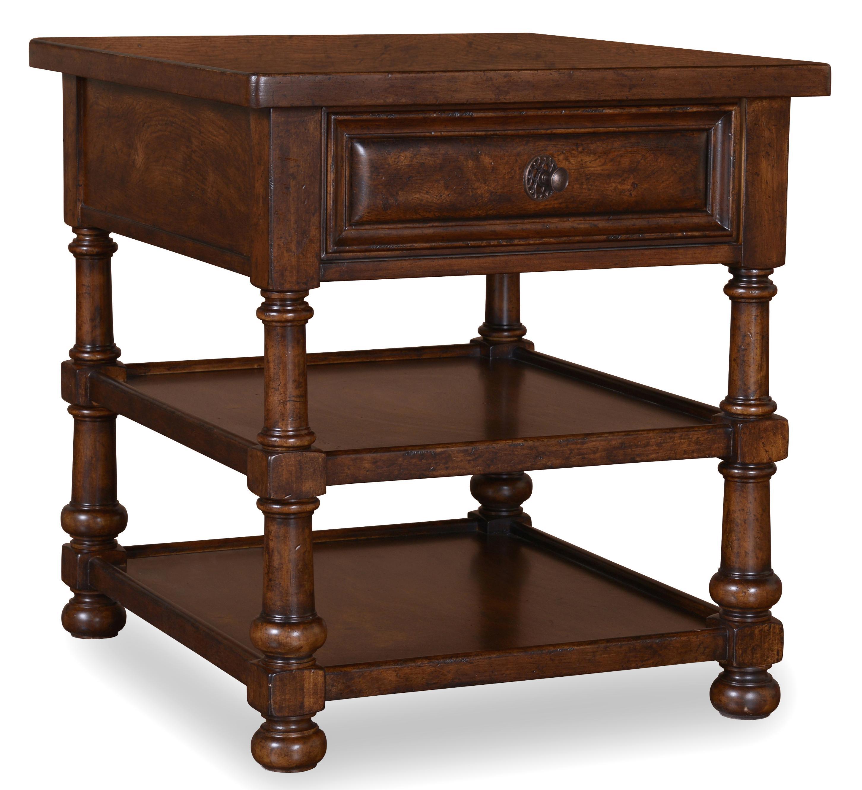 Belfort Signature Belvedere End Table - Item Number: 205304-2304