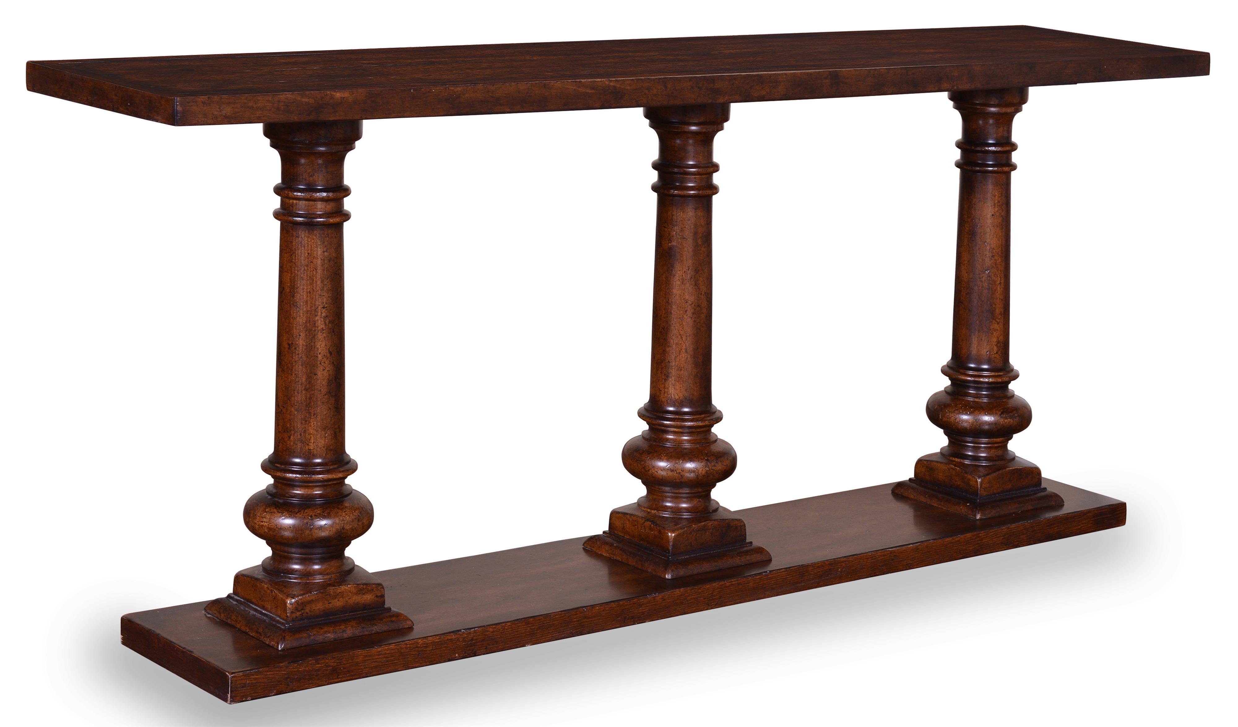 Belfort Signature Belvedere Sofa Table - Item Number: 205307-2304