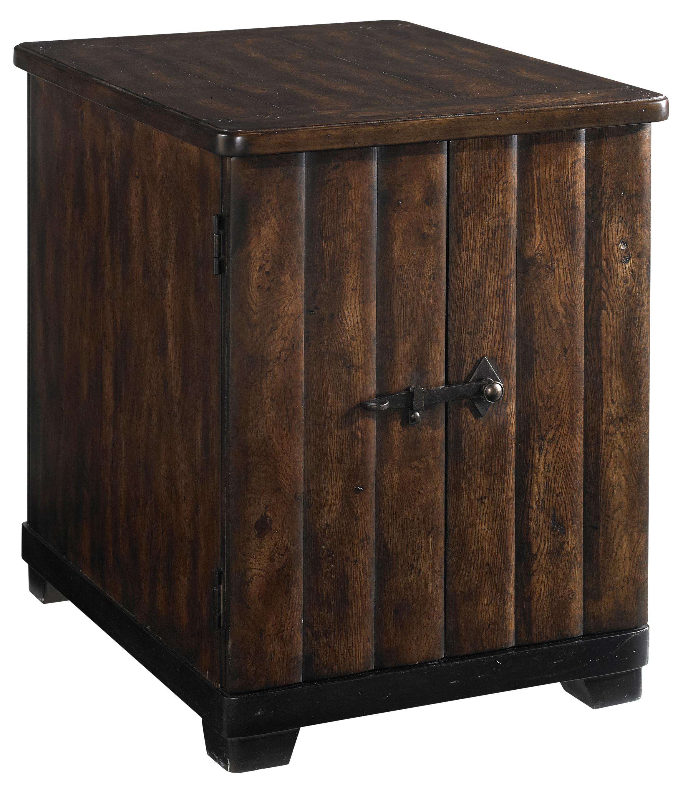 Belfort Signature Belvedere Chairside Table - Item Number: 205310-2304