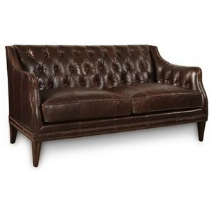 Markor Furniture Kennedy Walnut Settee