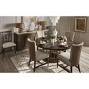 A.R.T. Furniture Inc WoodWright Casual Dining Room Group - Item Number: 253000-2315 Dining Room Group 1