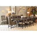 The Great Outdoors WoodWright Formal Dining Room Group - Item Number: 253000-2315 Dining Room Group 3