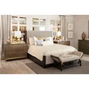 The Great Outdoors WoodWright Queen Bedroom Group - Item Number: 253000-2315 Q Bedroom Group 2
