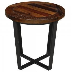 Artage International Westwood Round Lamp Table - Item Number: 51001-981