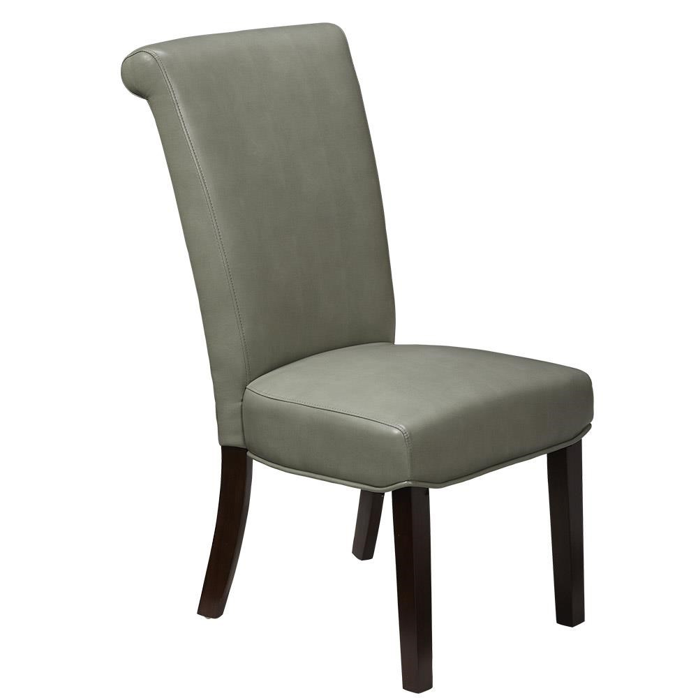 Artage International Rolland Green Parsons Chair - Item Number: T41520-83GRE