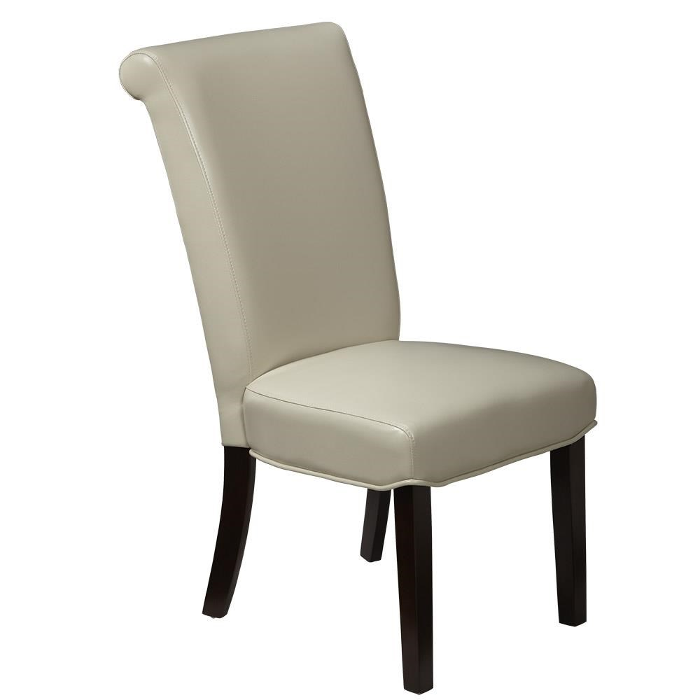 Artage International Rolland Grey Parsons Chair - Item Number: T41520-83GRY