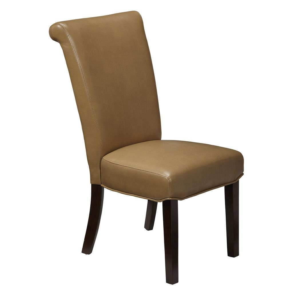Mustard Parsons Chair