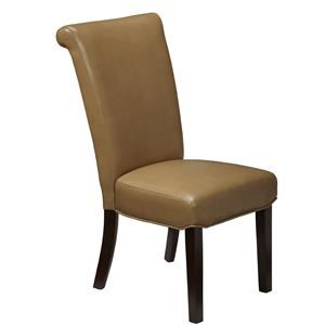 Artage International Rolland Mustard Parsons Chair