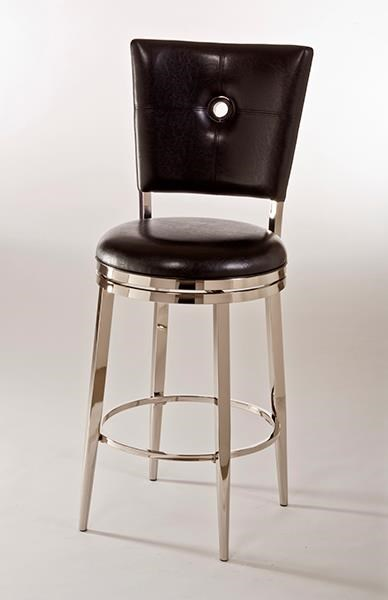 Artage International Montbrook Metal & Upholstered Bar Stool - Item Number: 5313-831