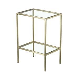 Artage International Aroma Rectangular Side Table