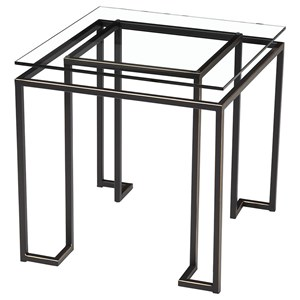 Artage International Aurora Square Lamp Table