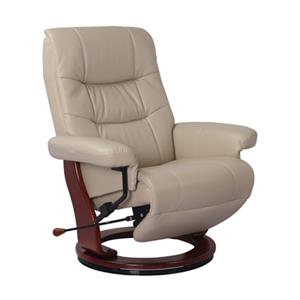 Artage International Celina Recliner Chair with Flip-up Foot Rest