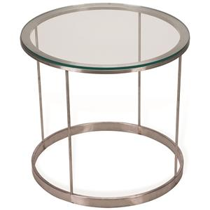 Artage International Orion Round Lamp Table
