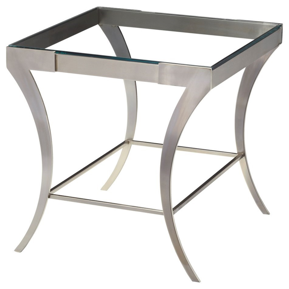 Artage International Severn Rectangular End Table - Item Number: 21109-03-C