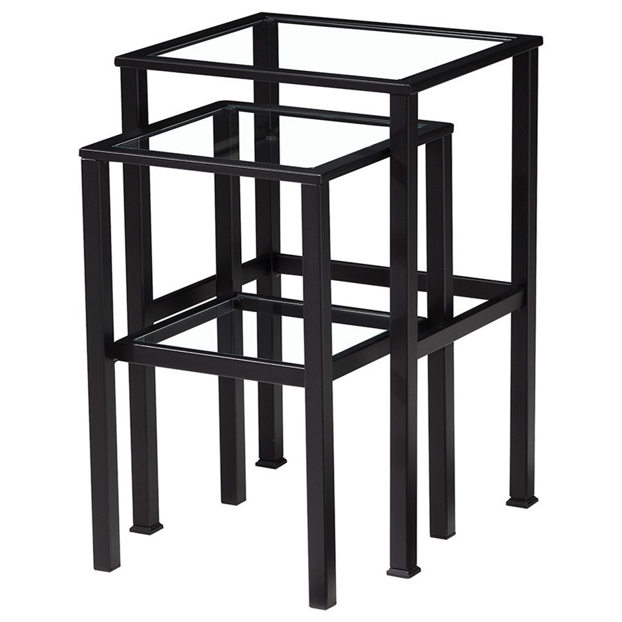 Artage International Vintage Nesting Tables - Item Number: 20712-0302 6