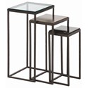 Arteriors Accent Tables Nesting Accent Tables - Item Number: 2355