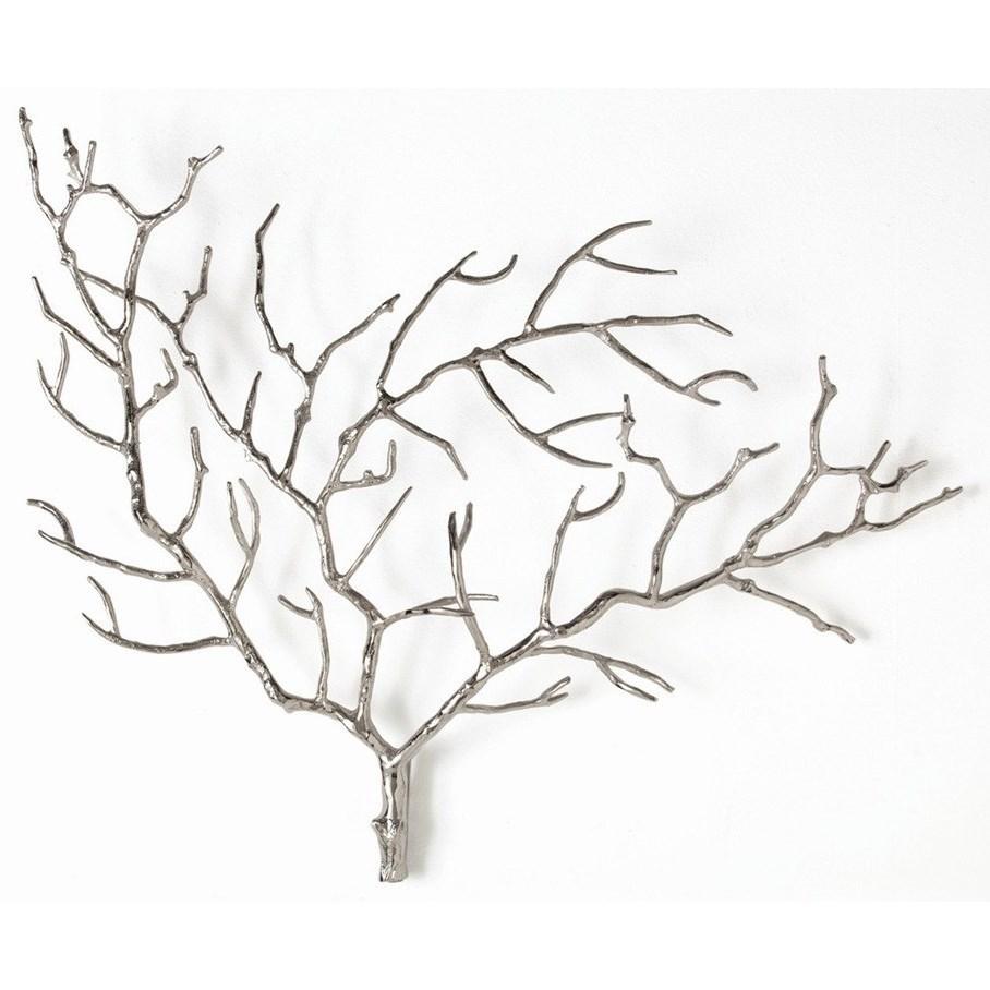 Wall Tree Sculpture