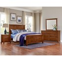 Artisan & Post Artisan Choices Full Bedroom Group - Item Number: 100 F Bedroom Group 7