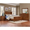 Artisan & Post Artisan Choices King Bedroom Group - Queen Size Bed Shown