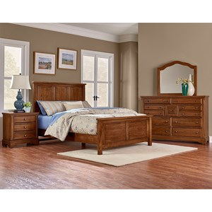 Artisan & Post Artisan Choices Full Bedroom Group