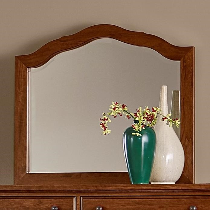 Artisan Choices Villa Arched Mirror by Artisan & Post at Rooms and Rest