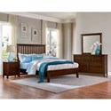 Artisan & Post by Vaughan Bassett Artisan Choices Queen Bedroom Group - Item Number: 104 Q Bedroom Group 1