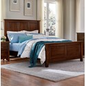 Artisan & Post Artisan Choices Twin Panel Bed - Queen Size Bed Shown