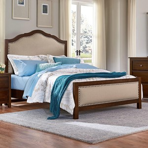 Artisan & Post Artisan Choices King Upholstered Bed