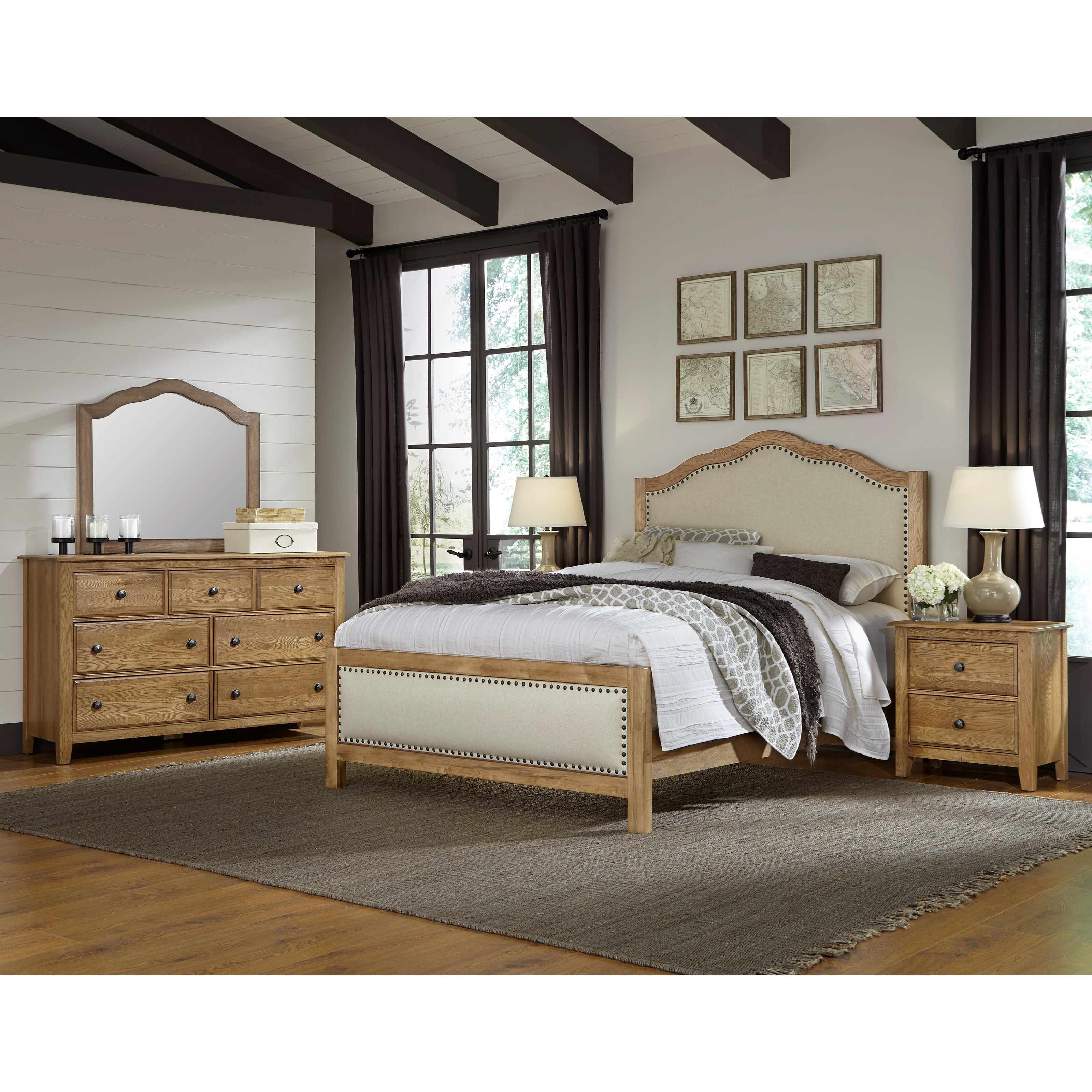 Artisan & Post Artisan Choices King Bedroom Group - Item Number: 105 K Bedroom Group 10