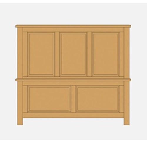 Artisan & Post Artisan Choices Twin Panel Bed - Item Number: 105-337+730+900