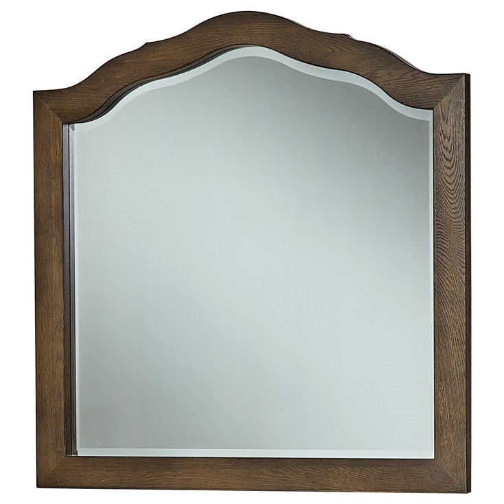 Artisan Choices Loft Tall Arched Mirror by Artisan & Post at Northeast Factory Direct